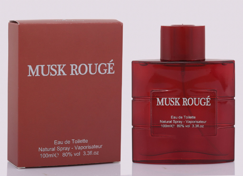 MUSK ROUGE Pour Homme e100ml FP6004